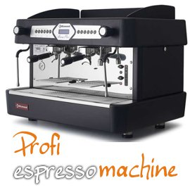 Espresso coffe machine