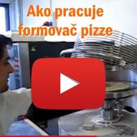 formovač pizze