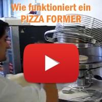 Wie funktioniert ein Pizza Former