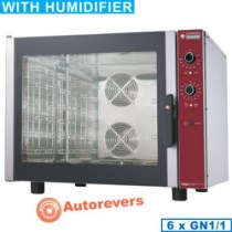 CONVECTION OVENS / TURBO LINE