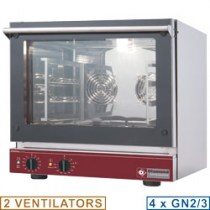 CONVECTION OVENS / GASTRO LINE