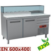 REFRIGERATED TABLES  NEW PROFI LINE