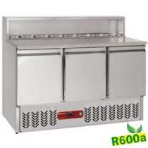 REFRIGERATED TABLES COMPACT LINE