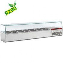 REFRIGERATED STRUCTURES / GASTRO LINE PLUS
