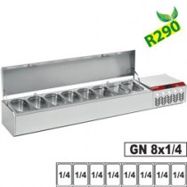 REFRIGERATED STRUCTURES  GASTRO LINE PLUS