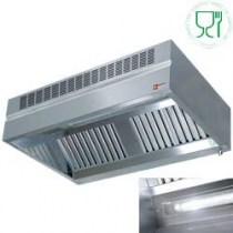 WALL HOOD WITH AIR COMPENSATION