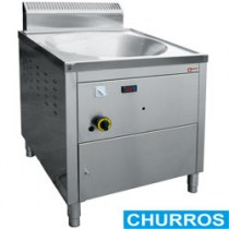 TURBO GAS FRYER FOR CHURROS