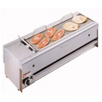 GAS TABLE GRILL - STEAMER