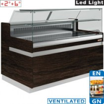 COUNTERS METRIKA LINE HIGH WINDOW WENGE   XD3