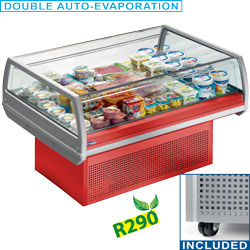 PANORAMIC SELF-SERVICE REFRIGERATED COUNTER   AR129/V-B1/R2