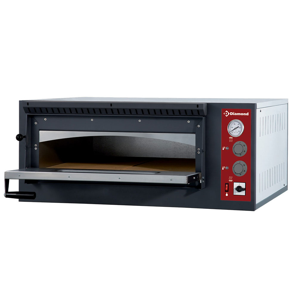 ELECTRIC OVEN 4 PIZZAS  1 ROOM   EFP/4R-M