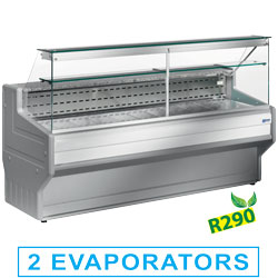 REFRIGERATED DISPLAY COUNTER   HL25/A1-R2