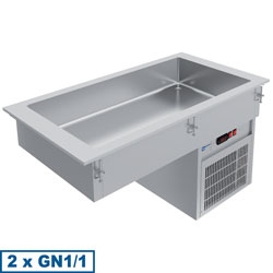 REFRIGERATED BASIN   IN/RCX08-P