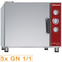 ELECTRIC OVEN REGENERATION - HOLDING 5x GN 1/1 + HUMIDIFIER      FRU-511/P