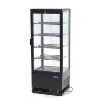 maxima-refrigerated-display-98l-black