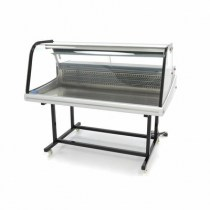 maxima-refrigerated-display-case-with-stand-255l