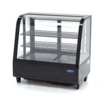 maxima-refrigerated-showcase-100l-black