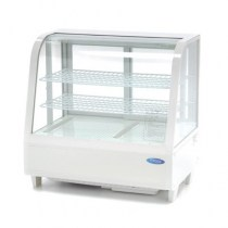 maxima-refrigerated-showcase-100l-white